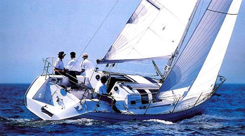 FIRST 32S5 (BENETEAU) photo