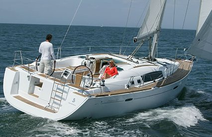 Beneteau 46 photo on sailboatdata.com