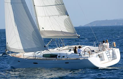 Beneteau 49 photo on sailboatdata.com