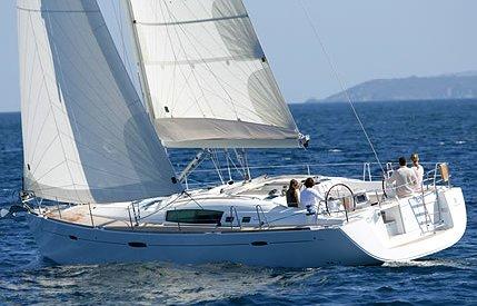 SailboatData com - BENETEAU 49 Sailboat