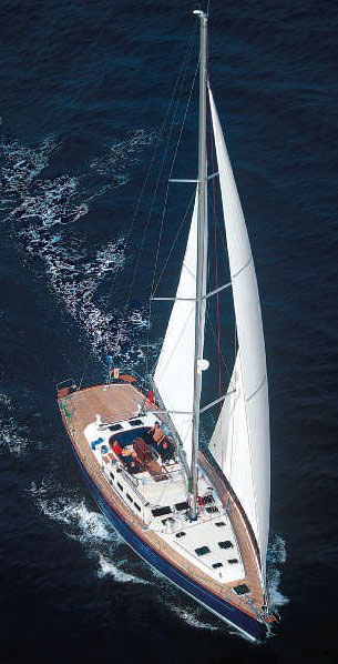 Beneteau 57 photo on sailboatdata.com