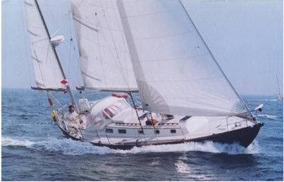 Block Island 40 photo on sailboatdata.com