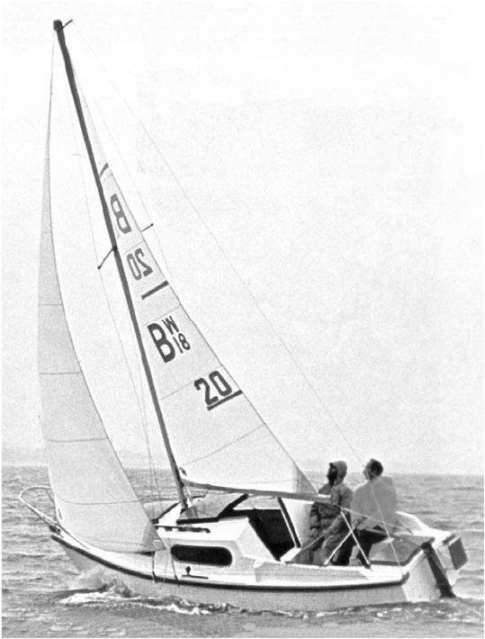 Sailboatdata Com Bradwell 18 Sailboat