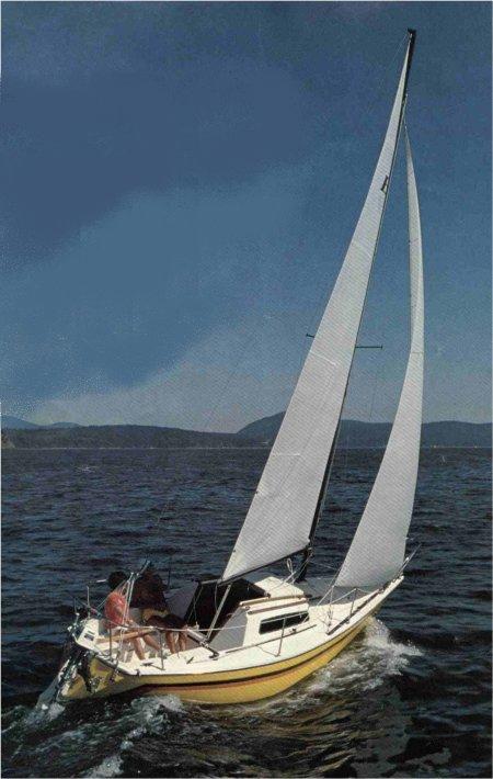 SailboatData.com - BUCCANEER 220 Sailboat | 450 x 710 jpeg 57kB