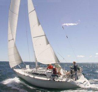 C&C 34-R photo on sailboatdata.com