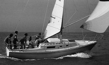 Cal 27 Mk III photo on sailboatdata.com