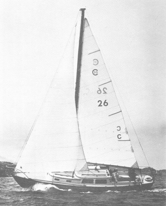 Cal 30-1 photo on sailboatdata.com