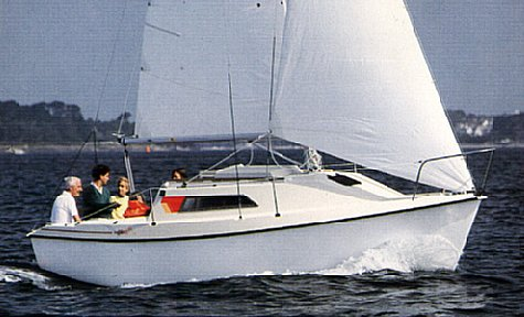 CALIFORNIA 660 (BENETEAU) photo