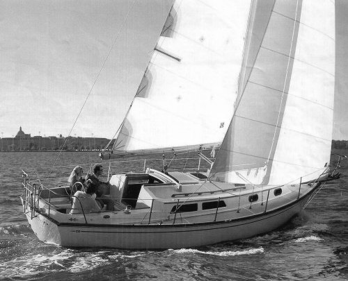CAPE DORY 30 MK II photo