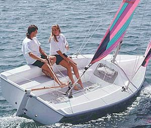 Capri 6.5 photo on sailboatdata.com