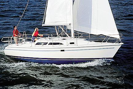Catalina 28 Mk II photo on sailboatdata.com