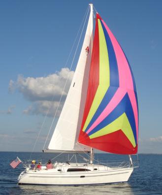 Catalina 309 photo on sailboatdata.com