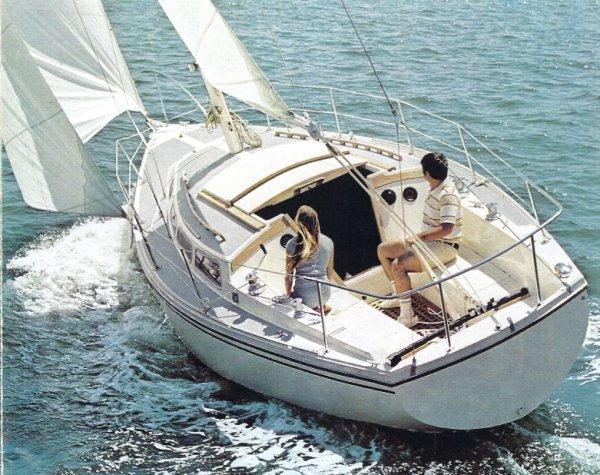 catalina 30 sailboat. Black Bedroom Furniture Sets. Home Design Ideas