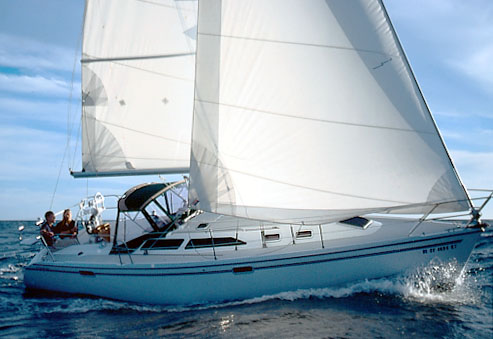 CATALINA 320 photo