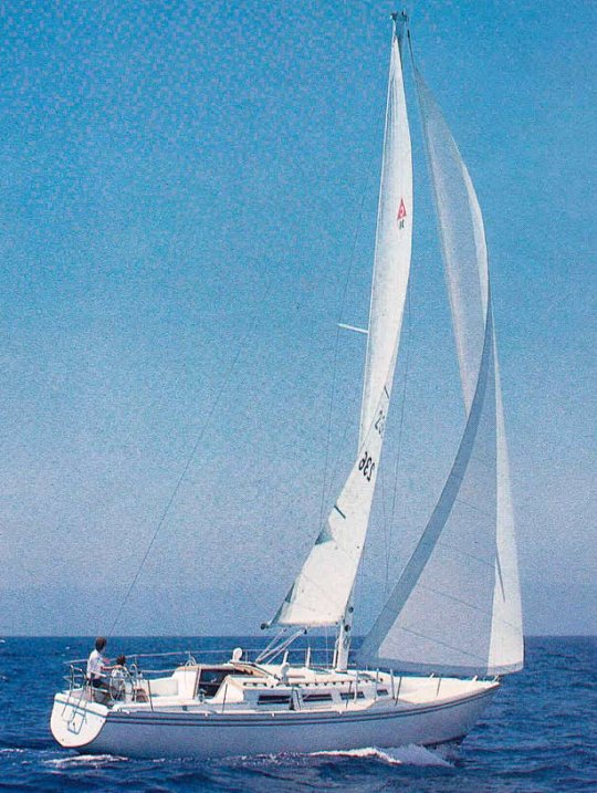 CATALINA 36 photo