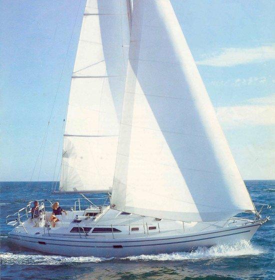 Catalina 36 MkII photo on sailboatdata.com