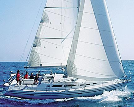 CATALINA 380 photo