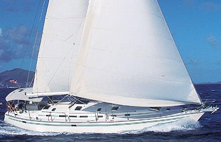 Catalina 50 photo on sailboatdata.com