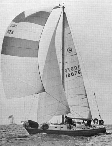 Chance 30-30 photo on sailboatdata.com