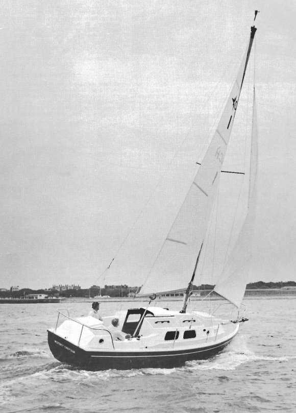 CHIEFTAIN 26 (WESTERLY) photo
