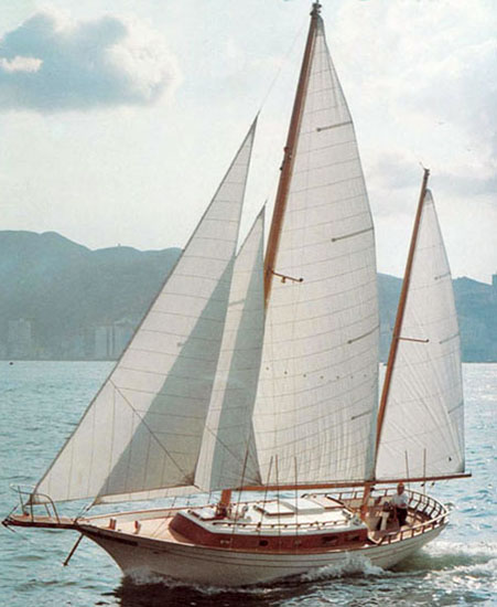 CLIPPER 36 (CHEOY LEE) photo