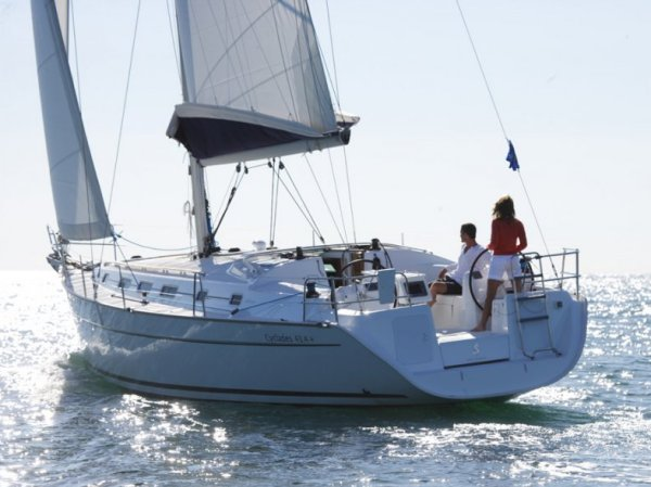 beneteau cyclades 43.3 review