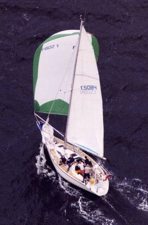 Sailboatdata Com Dehler 34 Sailboat