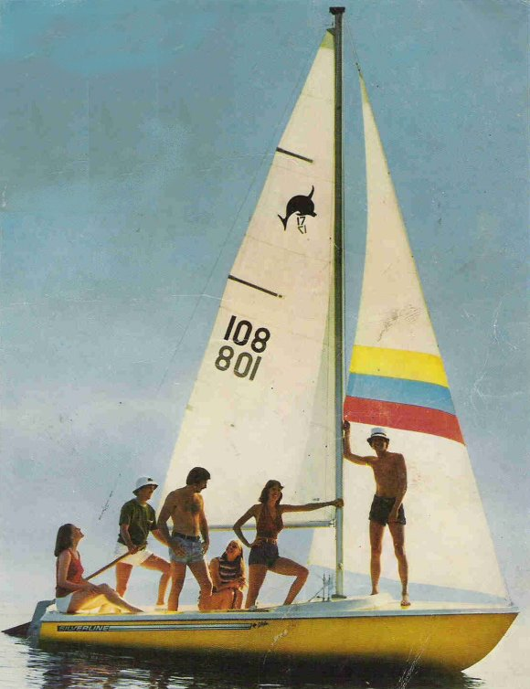 Dolphin 17 photo on sailboatdata.com