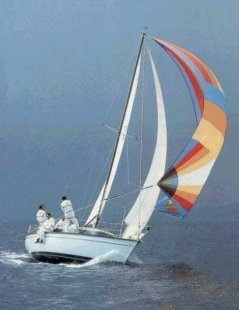 Dufour 2800 photo on sailboatdata.com