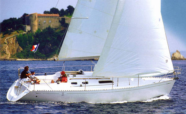 DUFOUR CLASSIC 32 photo