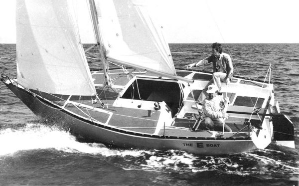 E-Boat photo on sailboatdata.com