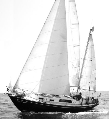 Elizabethan 31 Ketch photo on sailboatdata.com