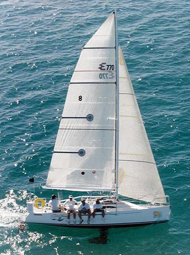 Elliot 770 photo on sailboatdata.com