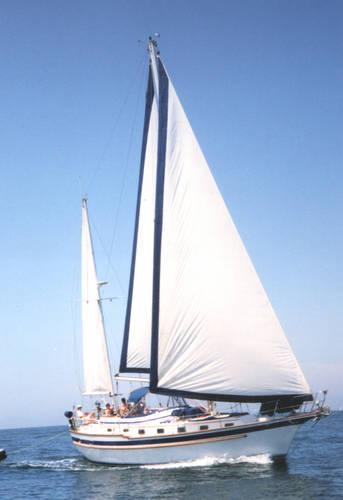 SailboatData  ENDEAVOUR 43 Sailboat