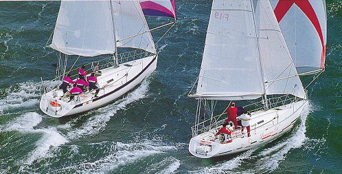Figaro Solo photo on sailboatdata.com