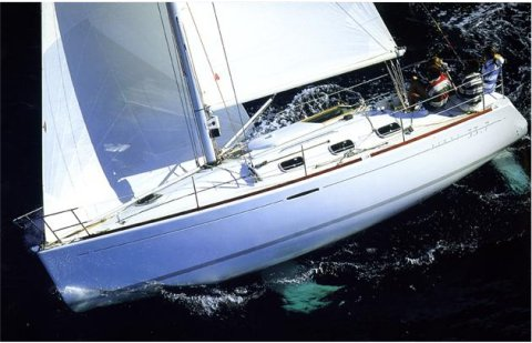 First 33.7 (Beneteau) photo on sailboatdata.com