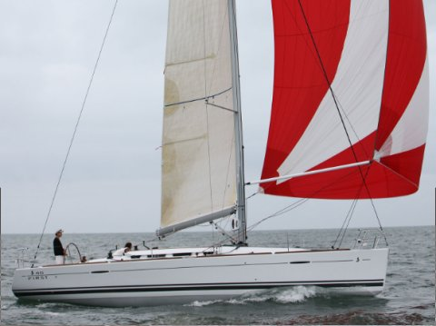 First 40 (Beneteau) photo on sailboatdata.com