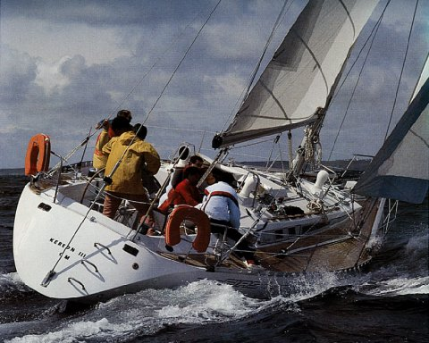 FIRST 456 (BENETEAU) photo