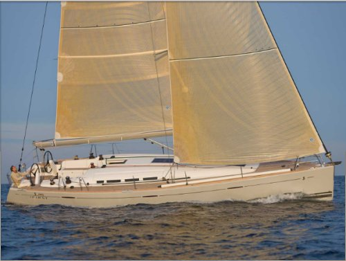 First 45 (Beneteau) photo on sailboatdata.com