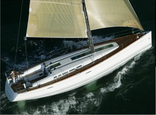 First 50 (Beneteau) photo on sailboatdata.com