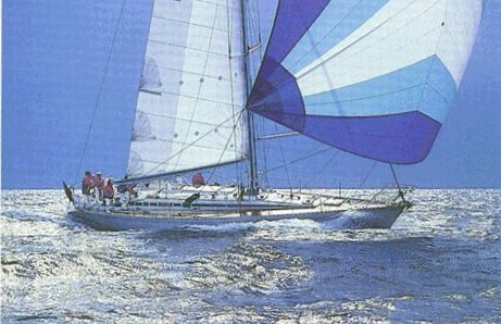 First 51 (Beneteau) photo on sailboatdata.com