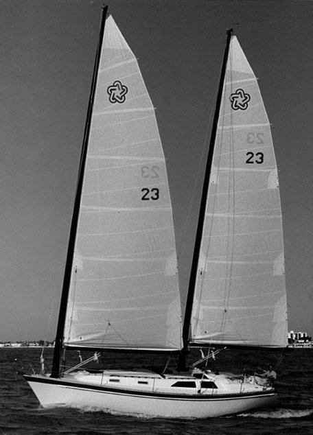 SailboatData  FREEDOM 39 Sailboat