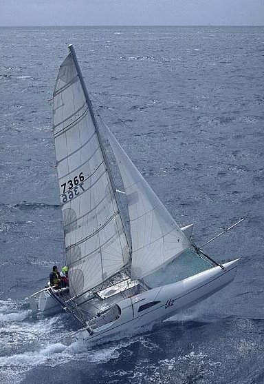 Great Barrier Express photo on sailboatdata.com