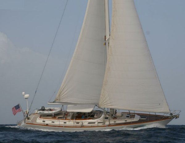Gulfstar 60 MKI photo on sailboatdata.com