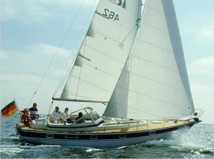HALLBERG-RASSY 352 photo