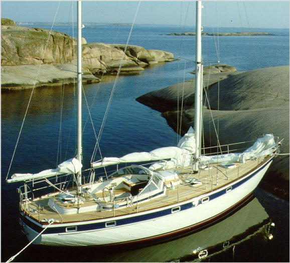 HALLBERG-RASSY 42 (ENDERLEIN) photo
