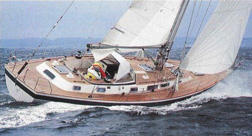 HALLBERG-RASSY 46 photo
