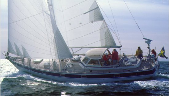 HALLBERG-RASSY 49 photo