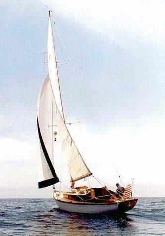 ISLANDER 30 (HINCKLEY-1938) photo