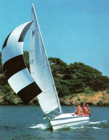 SailboatData com - HOLDER 20 Sailboat